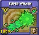 Super Wrath Item Card