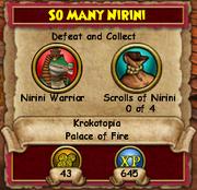 So Many Nirini