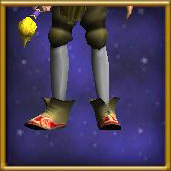 Spike's Boots of Excellence
