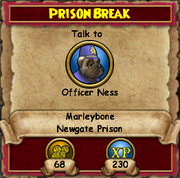 Prison Break (Marleybone)