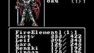 Wizardry Empire- The Staff of Resurection - Demon Tsunuoku Battle