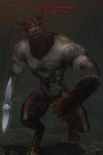 Beast of Revenge Assault Bull