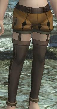 Bottoms Special Pumpkin Pants