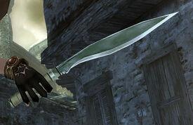 Dagger Spirit Knife
