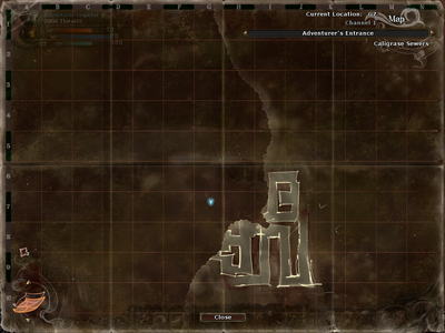 Entrance Map 2 2