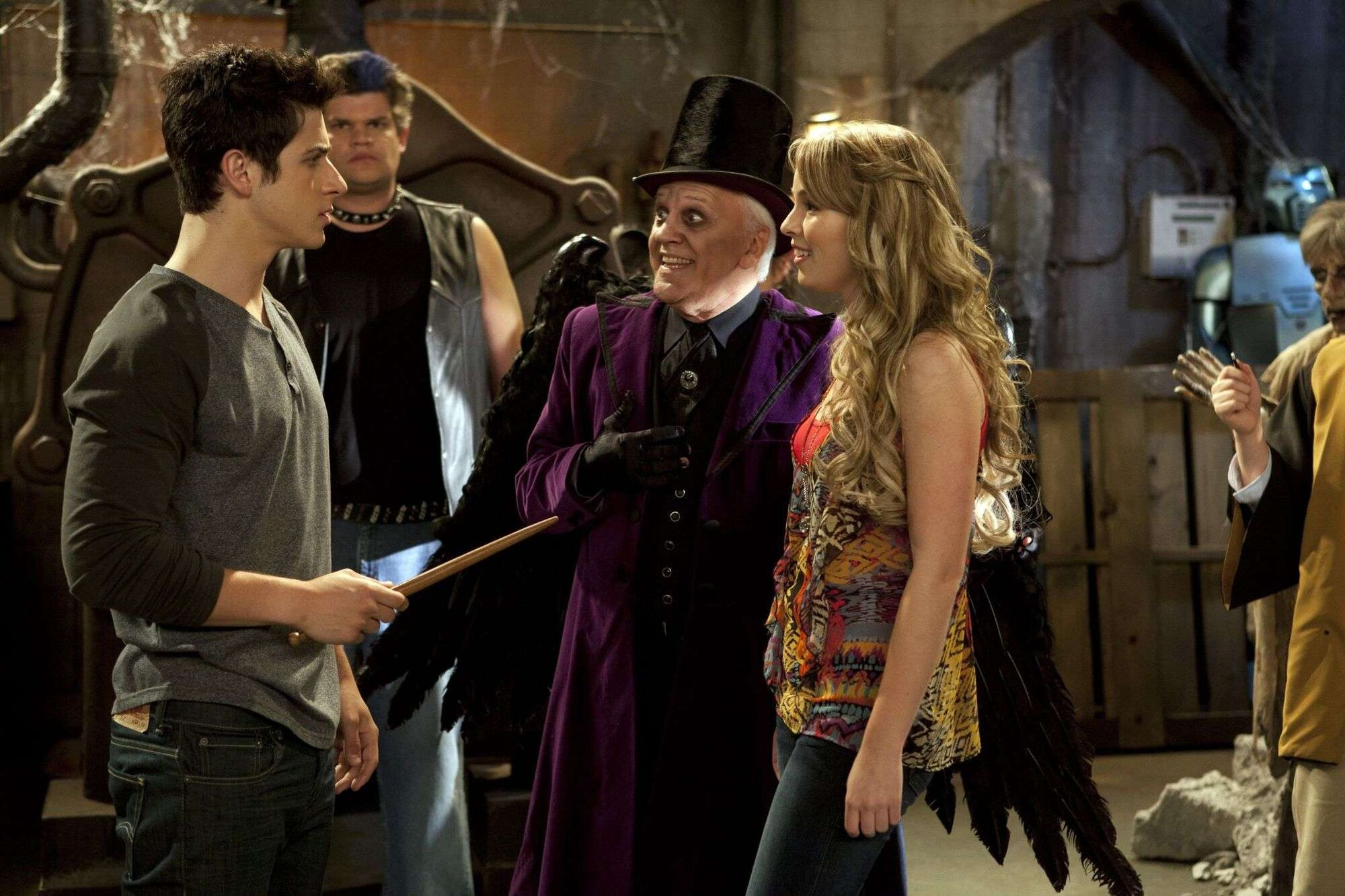Marisa besides Wizard  petition moreover File Gao Smythe additionally File Ebony 3crystal harry potter wand 220 further Wizards Unleashed. on wizards of waverly place gorog