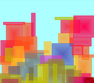 Color Cubes Sheer Delight