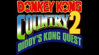 Flight of the Zinger - Donkey Kong Country 2 Diddy's Kong-Quest (SNES) Music Extended