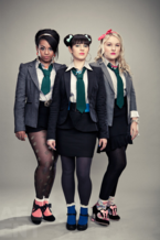 Wolfblood - The 3 Ks 3