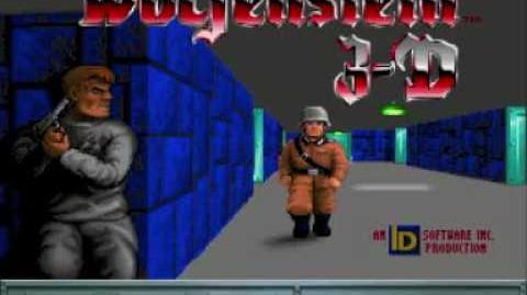 Wolfenstein 3D Title Theme