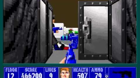 Spear Of Destiny 2 - Return To Danger - Floor 13 (Atomic Research Area 2)