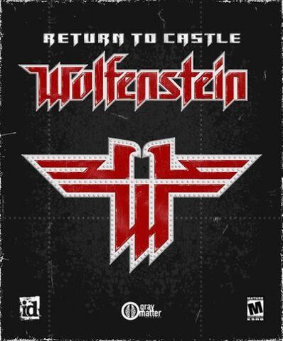 Файл:Return to Castle Wolfenstein Coverart.jpg