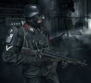 Nazi Soldier In guard (2)