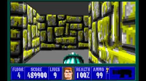 Wolfenstein 3D (id Software) (1992) Episode 2 - Operation Eisenfaust (Complete) HD