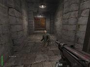 Return to castle wolfenstein bemutato gameplay screenshot