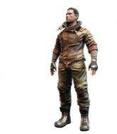 Wolfenstein guy