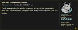 Usergroups wqtmexample2