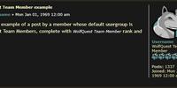 WolfQuest Team