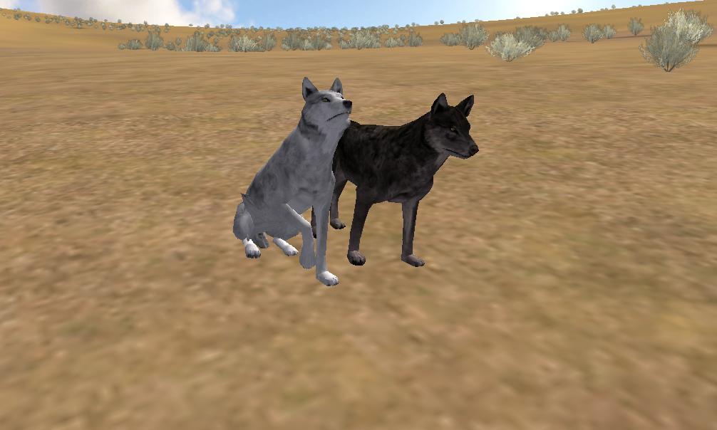 Wolf Quest Website