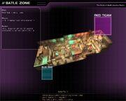 Battle Zone layout