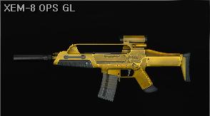 XEM-8 OPS GL