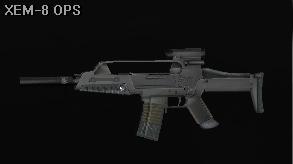 XEM-8 OPS