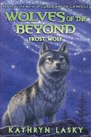 Wolves Of The Beyond book 4 Frost Wolf