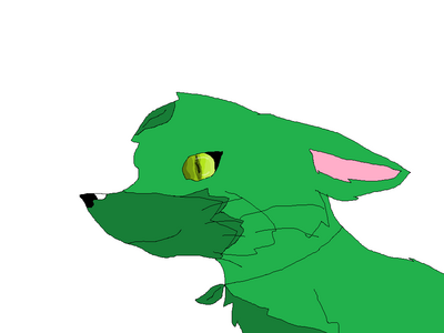 Leafstorm the fox