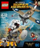 Lego Wonder Woman Warrior Battle 01
