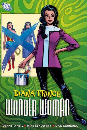 Diana Prince Wonder Woman collection v1