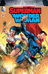 Superman-Wonder Woman 27