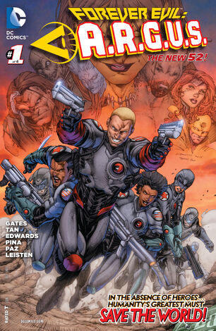 Forever Evil - A.R.G.U.S. Vol 1-1 Cover-1