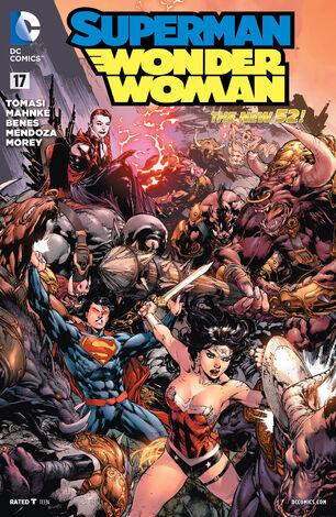 Superman-Wonder Woman 17