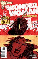 Wonder Woman Vol 4-4 Cover-1