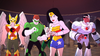 DC Super Friends 105 14 Robot Ruckus