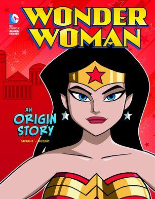 Book - Wonder Woman An Origin Story