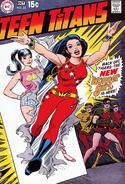 Wonder Girl Donna Troy Teen Titans 23 1969