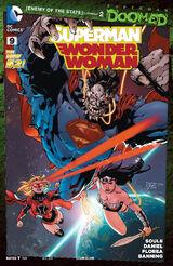 Superman-Wonder Woman 09