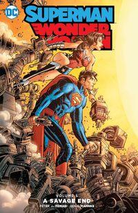 Superman-Wonder Woman TPB 05 A Savage End