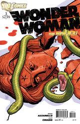 Wonder Woman Vol 4-3 Cover-1