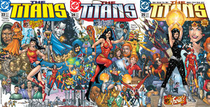 The Titans 23-25 Who is Donna Troy