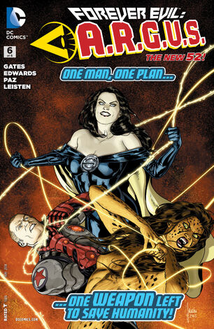 Forever Evil - A.R.G.U.S. Vol 1-6 Cover-1