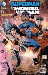 Superman-Wonder Woman 02