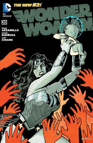 Wonder Woman Vol 4-20 Cover-1