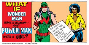 Marvel Comics What If 34