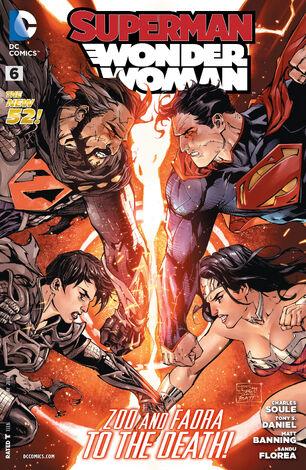 Superman-Wonder Woman 06