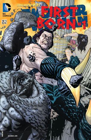 Wonder Woman Vol 4-23.2 Cover-1