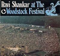 Ravi Shankar At The Woodstock Festival