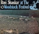 At the Woodstock Festival