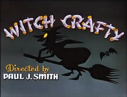 Witch Crafty title card